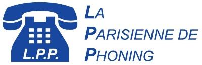 Logotipo de La parisienne de phoning