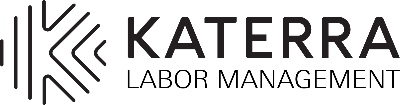 Katerra Labor Management