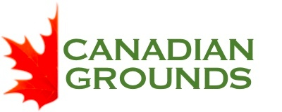 Canadian Grounds Landscaping & Snow Removal logo