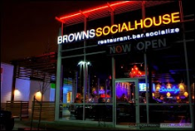 Browns SocialHouse Panorama
