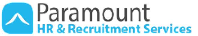 Paramount HR & Recruitment logo