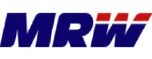 logotipo de la empresa Mrw