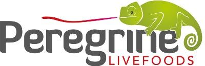 Peregrine Livefoods logo