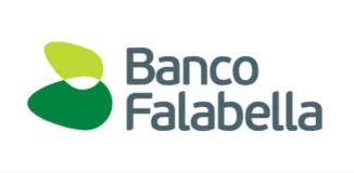 logotipo de la empresa Banco Falabella