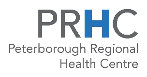 Peterborough Regional Health Centre logo
