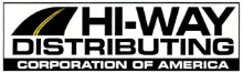 Hi-Way Distributing Corporation of America logo