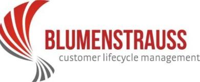 Blumenstrauss customer lifecycle management GmbH-Logo