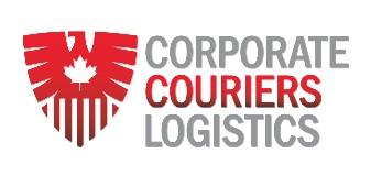 Corporate Couriers Logistics logo