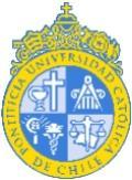logotipo de la empresa Pontificia Universidad Católica de Chile