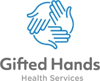 Gifted Hands Health Services logo