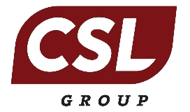 Logo CSL Group Ltd.