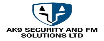 AK9 Security & FM Solutions Ltd logo