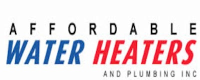 Affordable Water Heaters And Plumbing, Inc