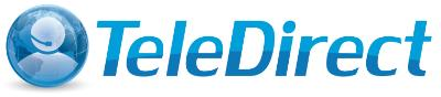 TeleDirect logo