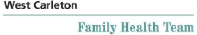 West Carleton Family Health Team logo