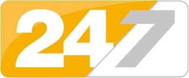 24-7 Recruitment Services logo