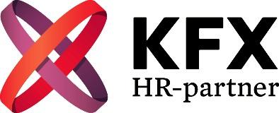 Logotyp för KFX