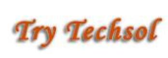 Try tech sol logo