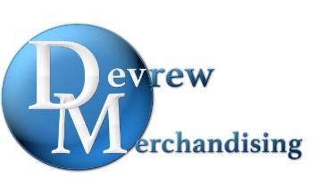 Logo Devrew Merchandising