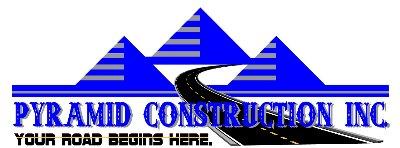 Pyramid Construction, Inc. logo