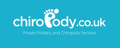 Chiropody.co.uk logo