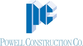 Powell Construction Company logo