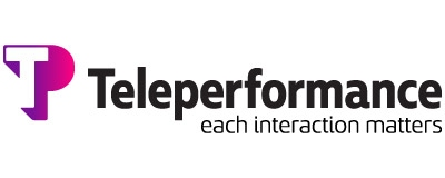 Logo firmy Teleperformance