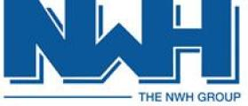 The NWH Group logo