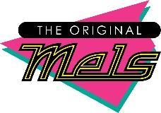 The Original Mels logo