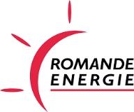Logo Romande Energie Holding
