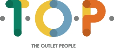 The Outlet People Inc. logo