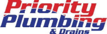 Logo Priority Plumbing & Drains