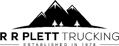 R.R. Plett Trucking logo
