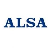 logotipo de la empresa ALSA