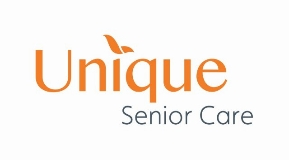 Unique Senior Care logo