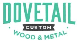 Dovetail Custom Wood & Metal logo