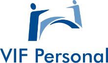 VIF Personal  Vermittlung in Festanstellung Volker Bronheim-Logo