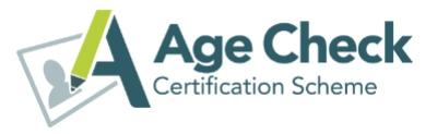 Age Check Certification Scheme logo