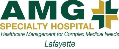 AMG Specialty Hospital - Lafayette