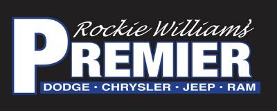 Rockie Williams' Premier Dodge Chrysler Jeep Ram