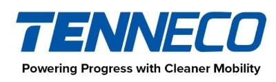 Logo firmy - Tenneco