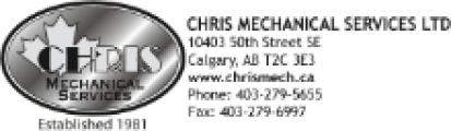 Chris Mechanical Services Ltd.