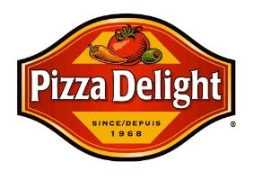 Logo Pizza Delight Elmwood Drive