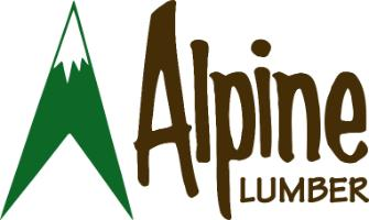 Alpine Lumber logo