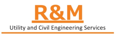 R&M Utility and Civil Engineering services logo