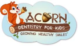 Acorn Dentistry for Kids logo