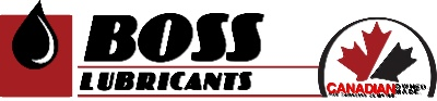 BOSS Lubricants logo