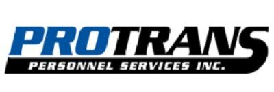 Logo Protrans Personnel Services Inc