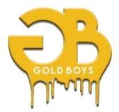 Gold Boys Clothing logo