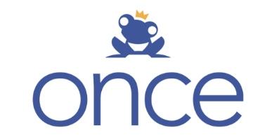 Once app logo